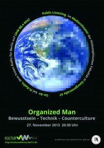 Magazin #017   Organized Man