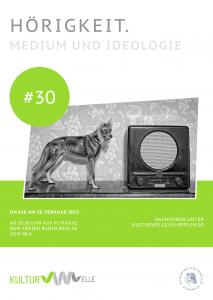 Magazin #030 | Hörigkeit